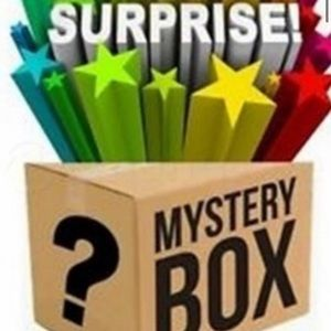 Mystery box of 10 pairs stud earrings